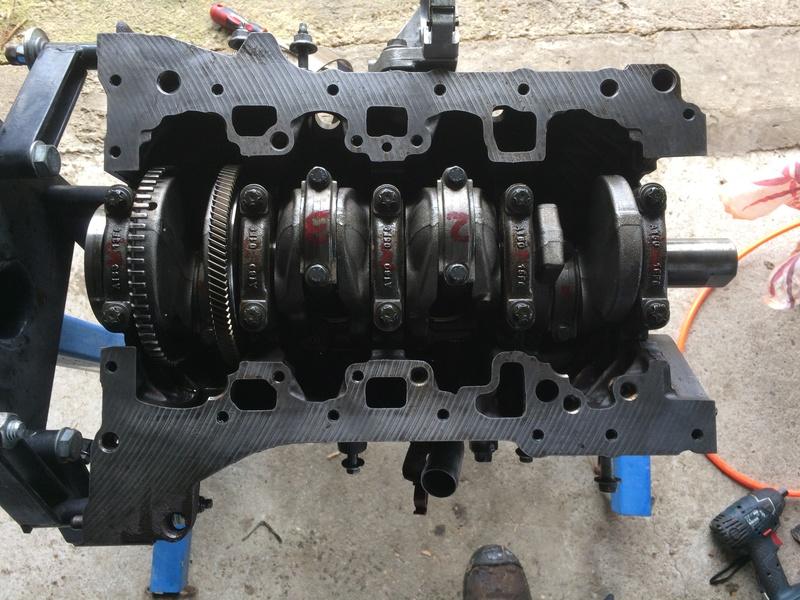 [ Renault Laguna 3 Gt 2.0 dci 180 an 2008 ] Casse moteur Img_2512