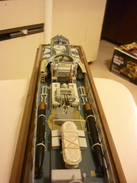 Schnellboat S100 Revell au 1x72 Limited Edition P1050810