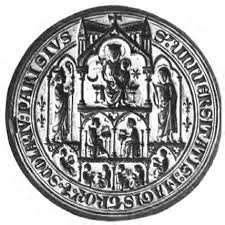 """Médaille moderne """"Sceau de l'Université de Paris"""" ... Images10"""