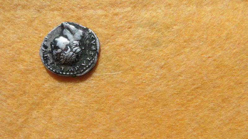 Denier de Vespasien ... Img_3318