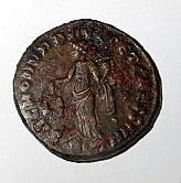 quelle le nom de cette monnaie ? Verso15
