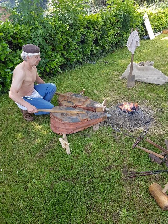 Huriel (Allier) 2 & 3 juin Forge_13