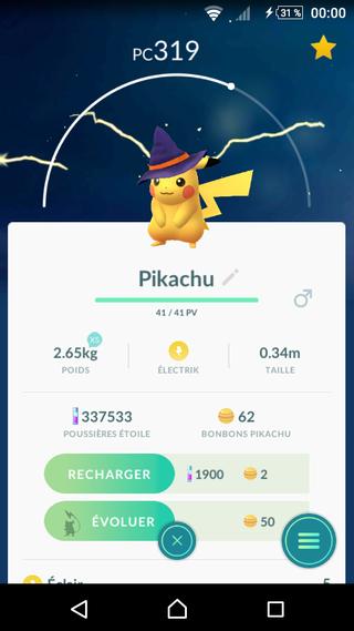 Pokémon GO : Qu'en pensez vous ? - Page 8 Screen10