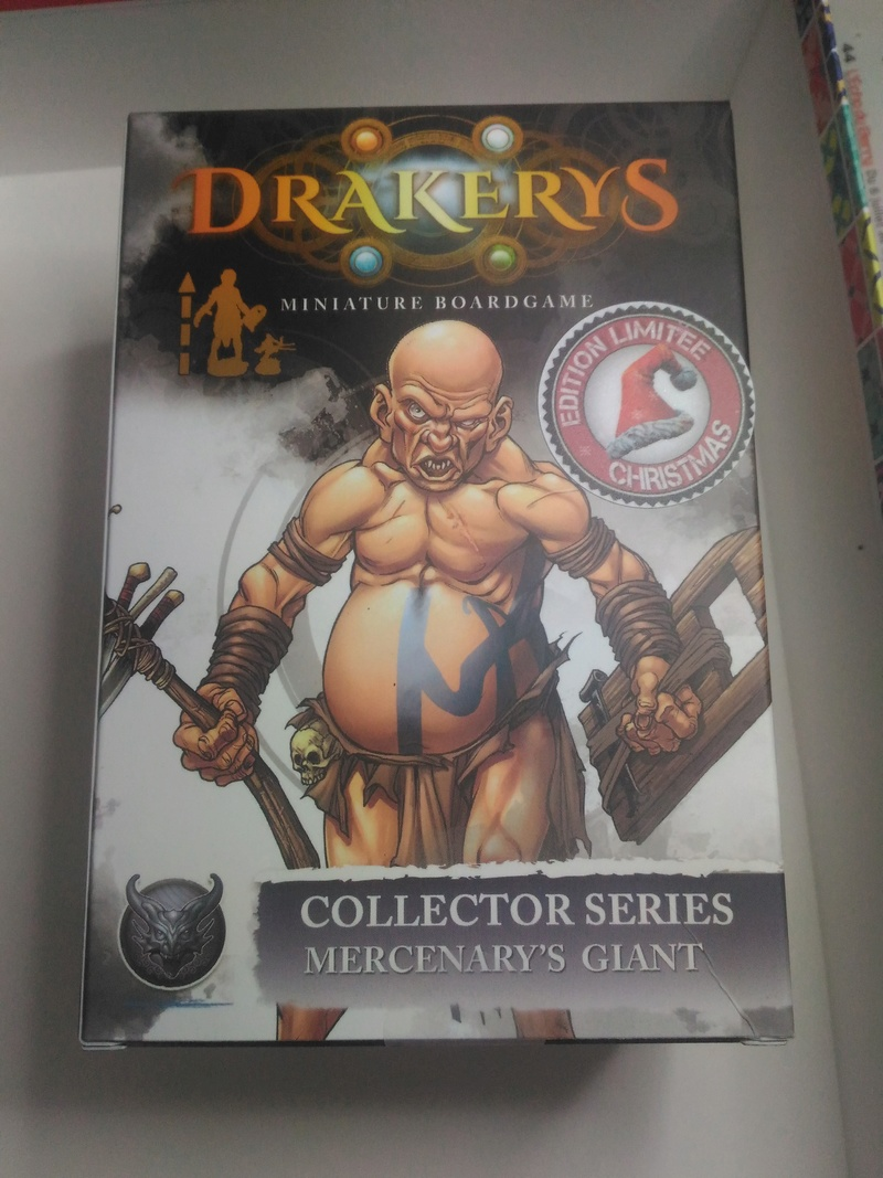 [Open the Box] Collector Series - Mercenary's Giant P_201711