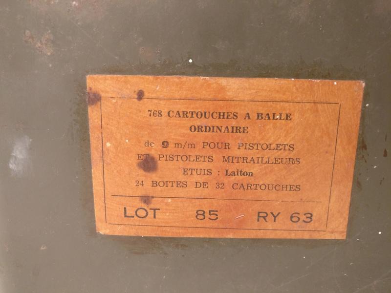 Caissette et boite de munitions : du neuf pas neuf Img_2019