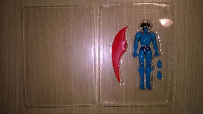 DEVILMAN MARMIT * Heavy Gokin * 1998 anime version Wp_20113