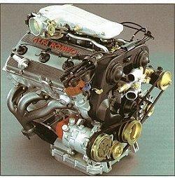 poulie pompe DA Alfa 75V6 Austra10