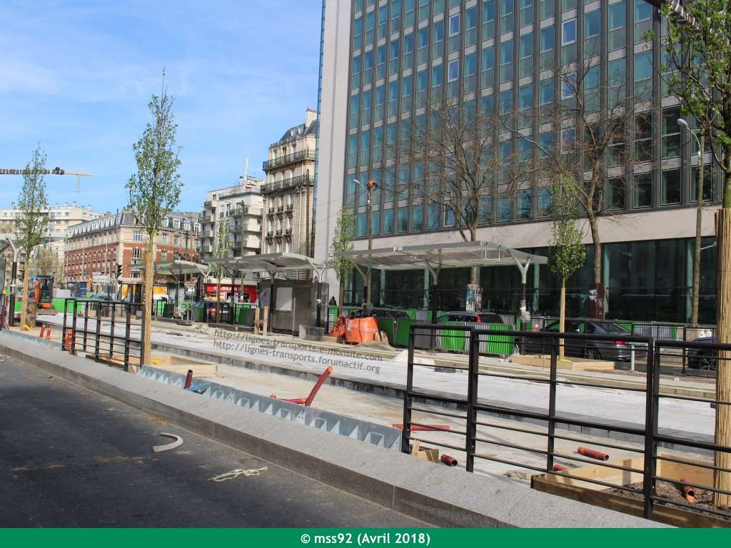Tramway T3b : Porte Dauphine - Porte de Vincennes - Page 13 Photo019
