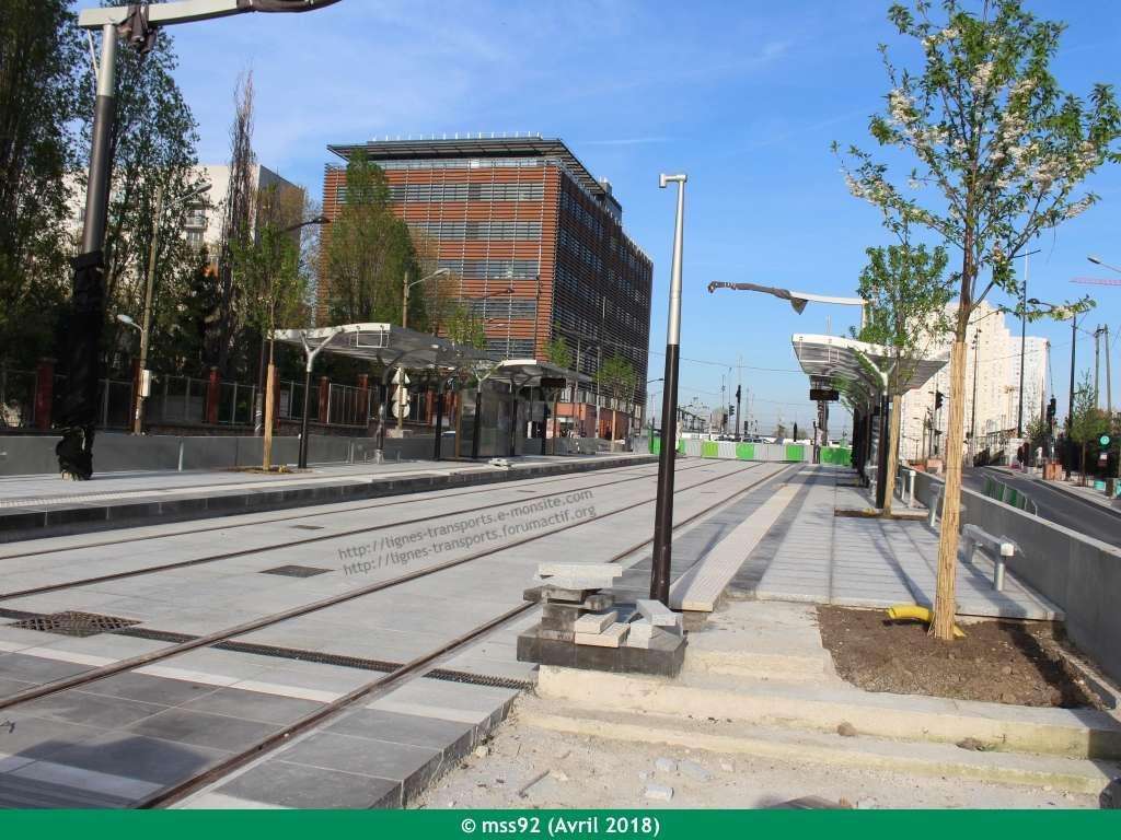 Tramway T3b : Porte Dauphine - Porte de Vincennes - Page 13 Photo214