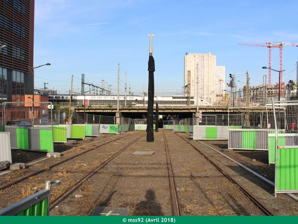 Tramway T3b : Porte Dauphine - Porte de Vincennes - Page 13 Photo216