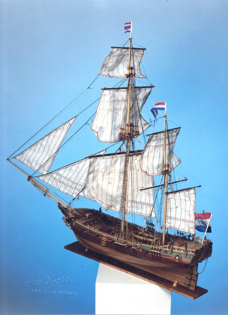 EAGLE COREL - BRIGANTINO AMERICANO 1812 Dolphi10