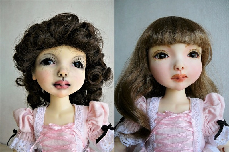Lotus, BJD d'artiste (Kim Lasher) 09_lot10