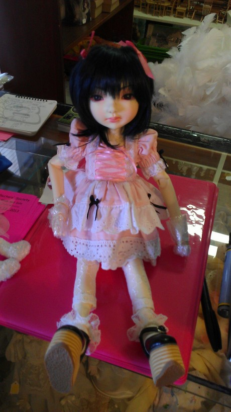Lotus, BJD d'artiste (Kim Lasher) 11_lot10