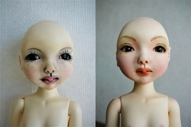 Lotus, BJD d'artiste (Kim Lasher) 16_lot10