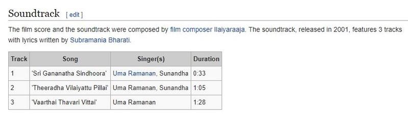 All songs by Uma Ramanan under IR's baton - எண்ணிக்கை மொத்தம் 78  - Page 4 Captur16