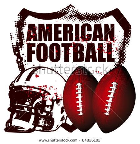 L'equipe de Football Américain  Stock-10