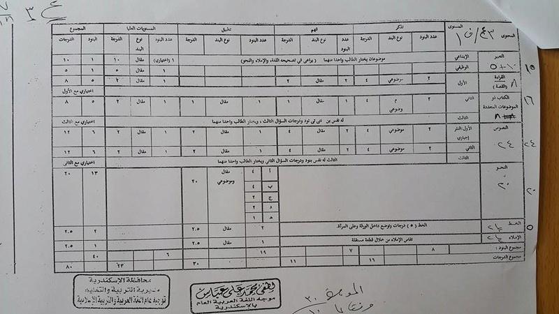 عاجل.. تعديلات هامة بمناهج اللغة العربية والتربية الاسلامية لجميع المراحل 0_111