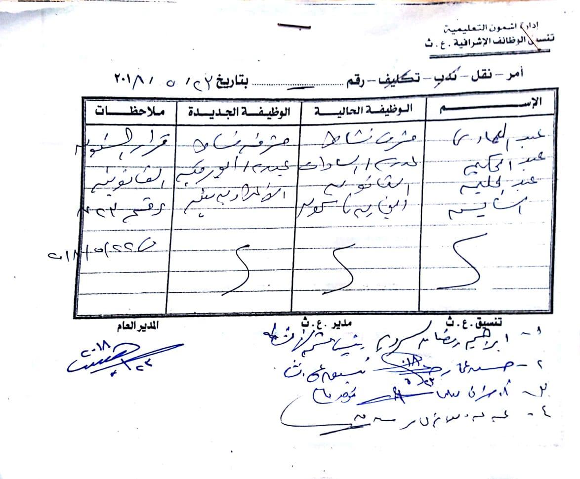 """التعليم"""" تكشف تفاصيل ضرب مشرف نشاط لطالبة بـ""""الجزمة"""" على رأسها 11824110"""