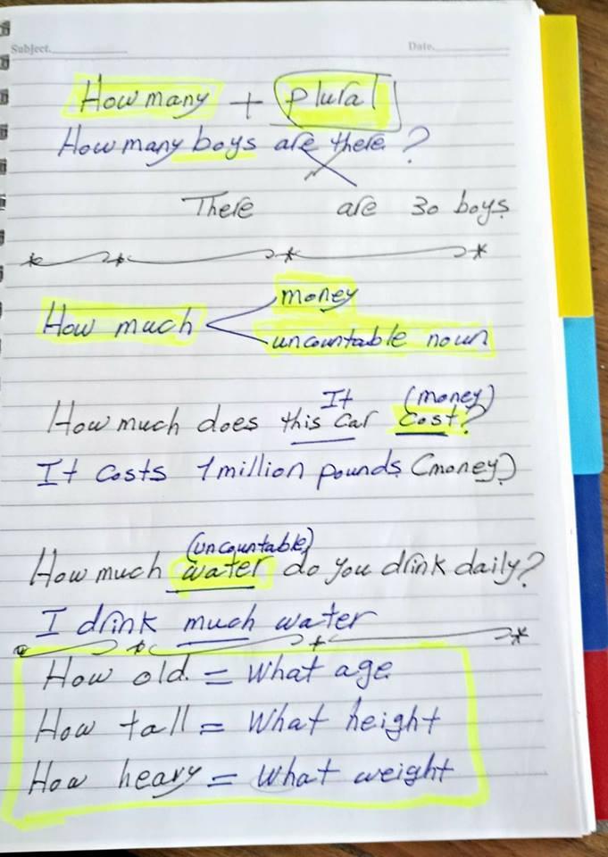 شرح أدوات الإستفهام وتكوين السؤال في 5 ورقات - لغة انجليزية ابتدائي 3151