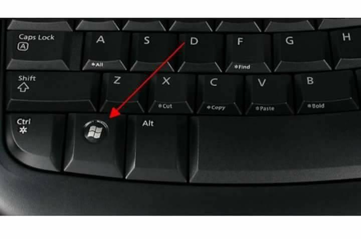 """17 فائدة لمفتاح """"Win"""" في الكيبورد لما الكمبيوتر يهنج 5555"""