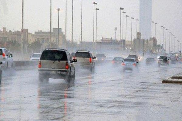 """الأرصاد"""" تحذر من أمطار غزيرة ورعدية.. تبدأ غداً 6546"""