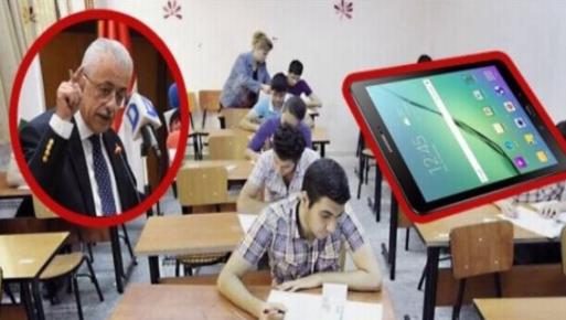 وزير التعليم: التابلت هديه من الرئيس السيسي 8169