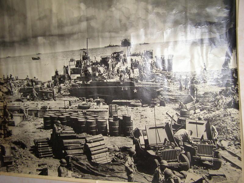 Poster US WW2 - débarquement dans le Pacifique? Poster11