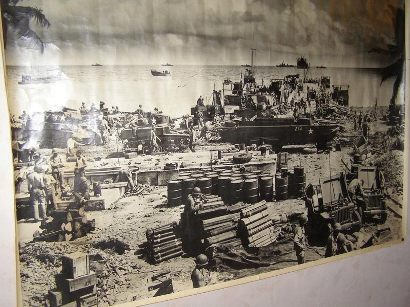 Poster US WW2 - débarquement dans le Pacifique? Poster12