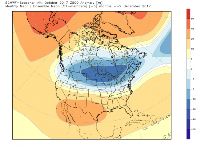 Winter 2017 2018 Hopes, Thoughts And Any Early Forecasts   Ecmwf_10