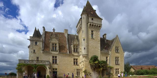 Les milandes , le chateau de Josephine Baker 034_2310