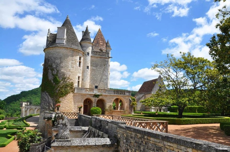Les milandes , le chateau de Josephine Baker 22221711