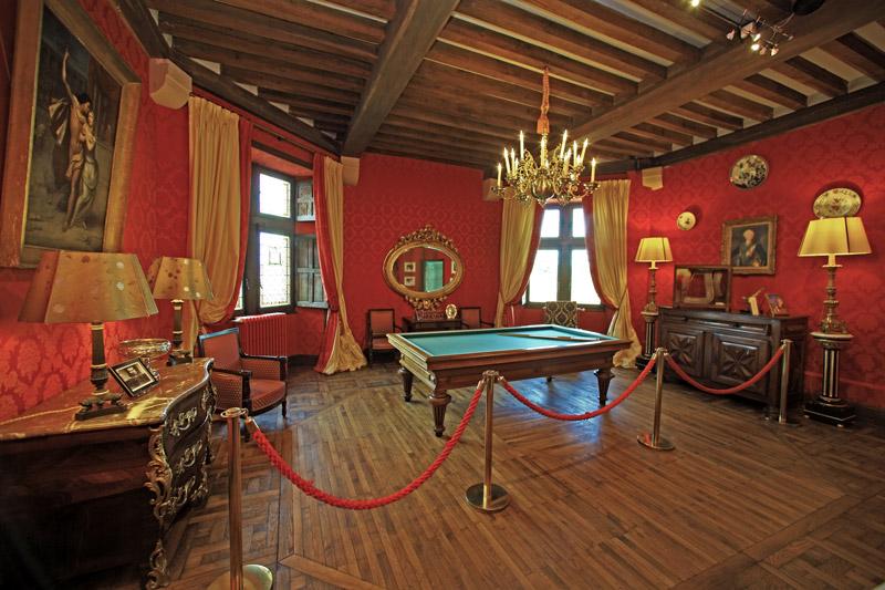 Les milandes , le chateau de Josephine Baker Bilard10