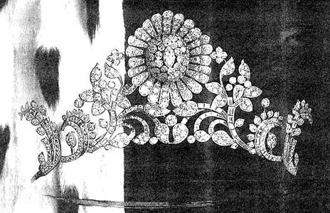 bijoux anciennes Bl910