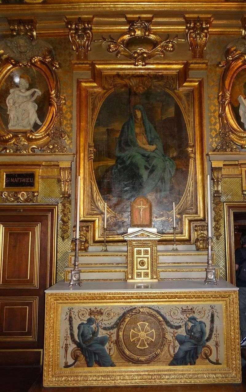 Les châteaux Parisiens Chapel11