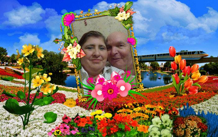 Montage de ma famille - Page 6 Flower12