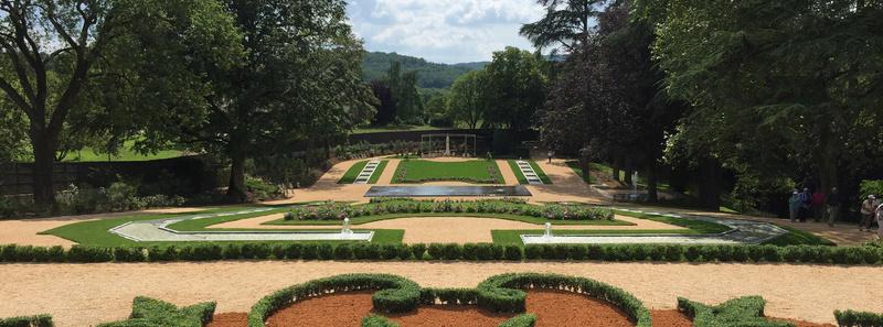 Les milandes , le chateau de Josephine Baker Home-j11