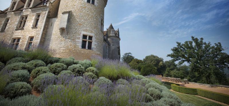 Les milandes , le chateau de Josephine Baker Jardin10