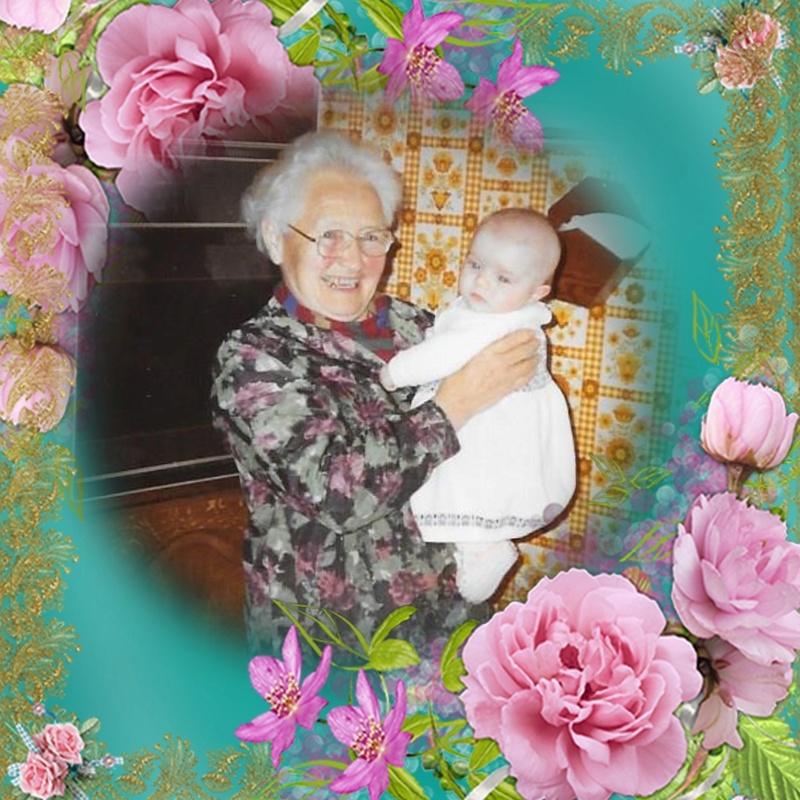 Montage de ma famille - Page 7 Memere11