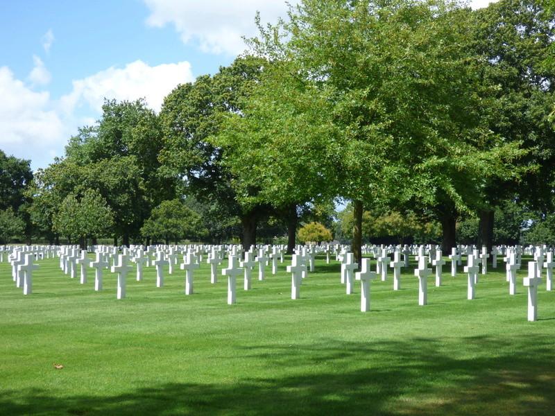 sortie au cimetière américain de st james P1170958
