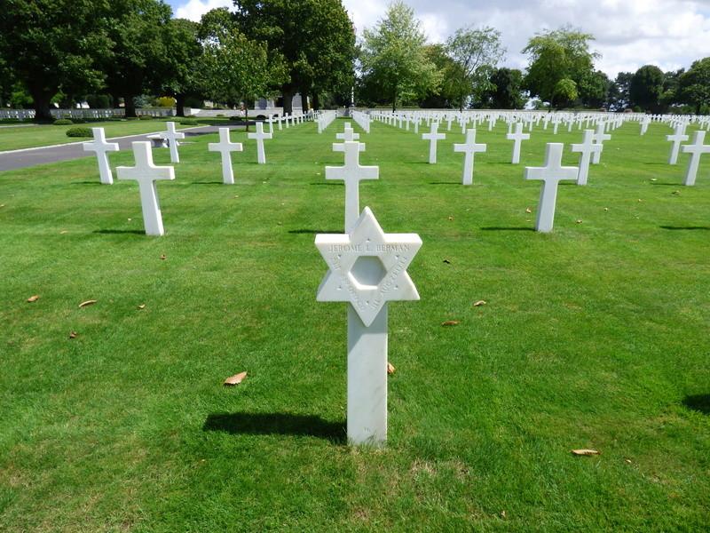 sortie au cimetière américain de st james P1170962