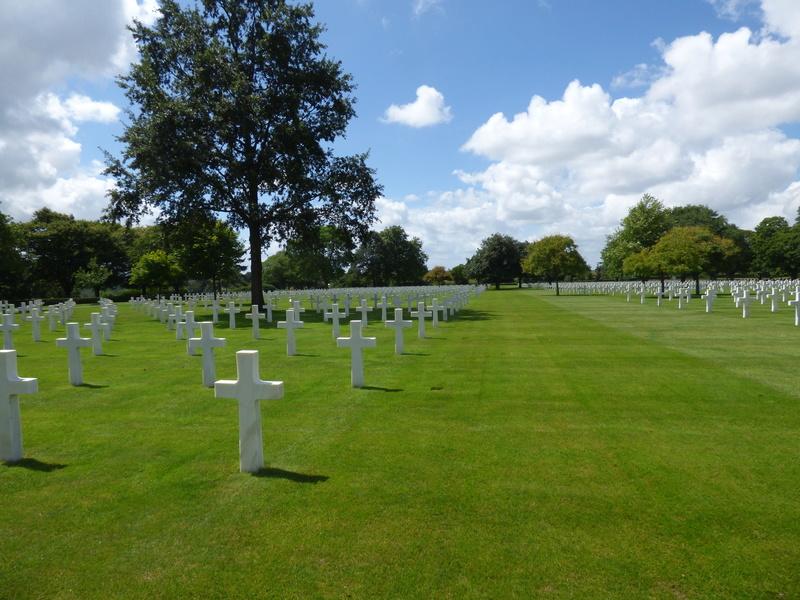 sortie au cimetière américain de st james P1170966