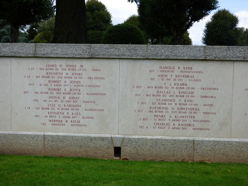 sortie au cimetière américain de st james P1180019