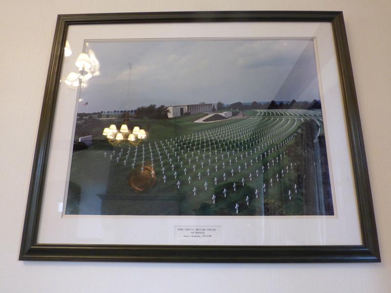 sortie au cimetière américain de st james P1180041