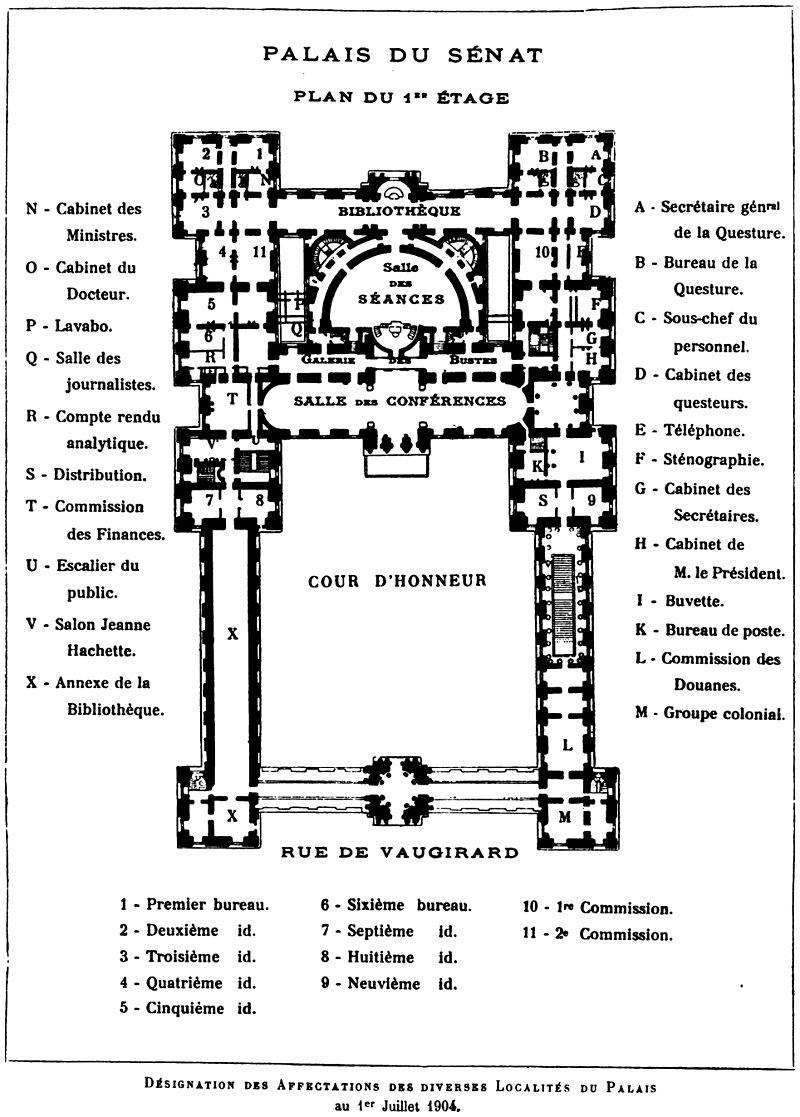 Les châteaux Parisiens Palais19