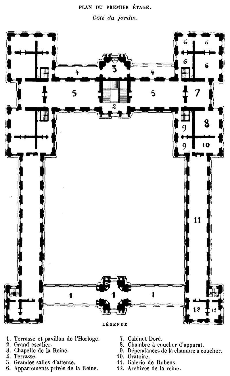 Les châteaux Parisiens Palais21