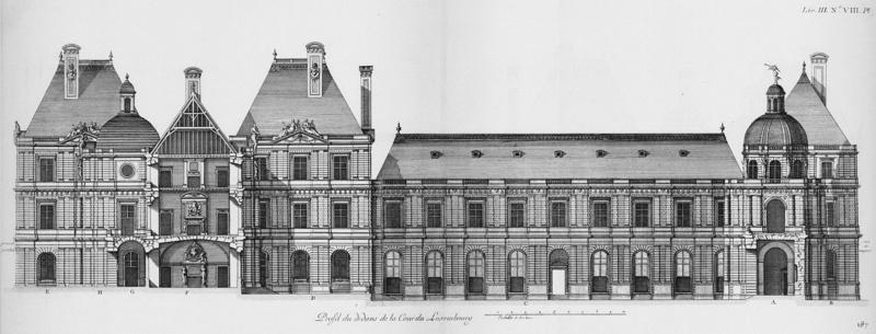 Les châteaux Parisiens Palais25