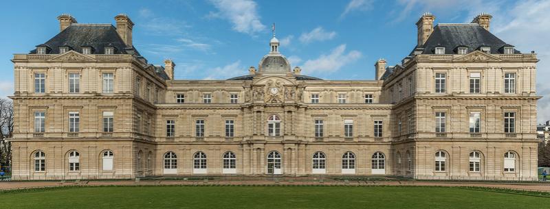 Les châteaux Parisiens Palais26
