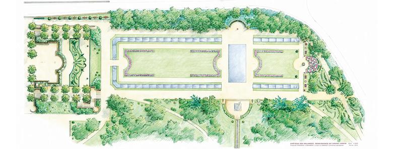 Les milandes , le chateau de Josephine Baker Projet10