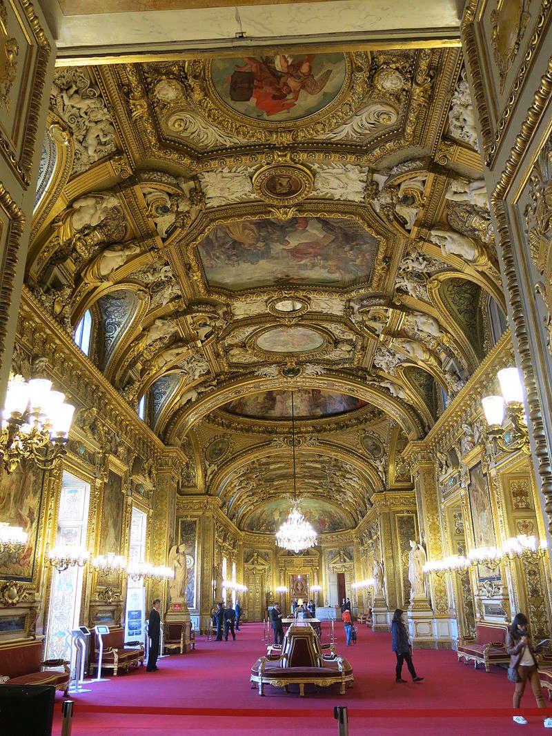 Les châteaux Parisiens Salle_16