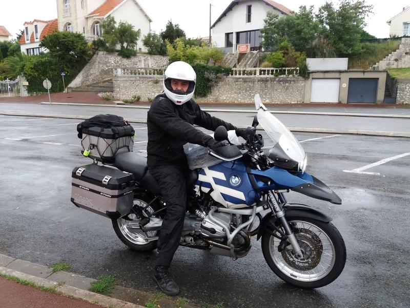 BMW 1150 RT  20170825
